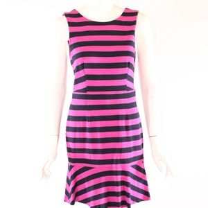 Banana Republic 8P Pink/Deep Navy Dress
